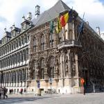 monumentaal gebouw Gent