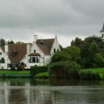 Huizen aan de Leie Sint Martens Latem