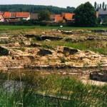 archeologische opgraving te Ename