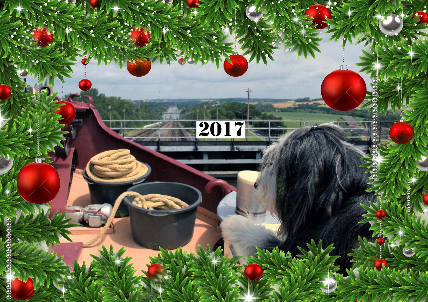 Beste wensen 2017