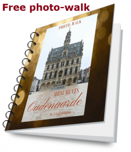 Free photo-walk throug Oudenaarde