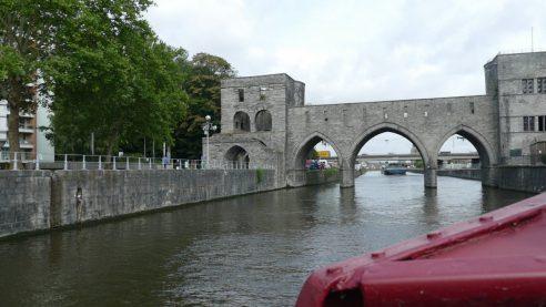Vaarwel Pont des Trous…