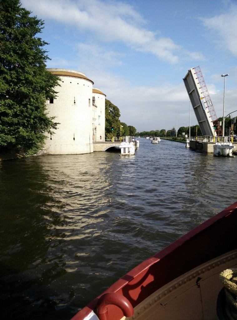 Brugge gentpoort
